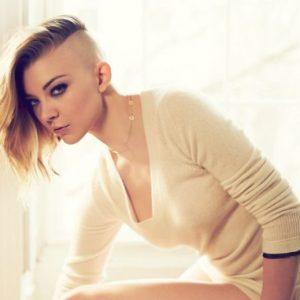 Shaved Pixie su Natalie Dormer
