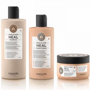 Kit Anticaduta Maria Nila: Shampoo + Conditioner + Maschera