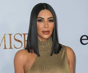 Kim Kardashian Bob Lungo