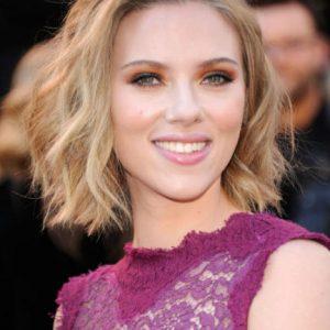 Taglio Shag Scarlett Johansson
