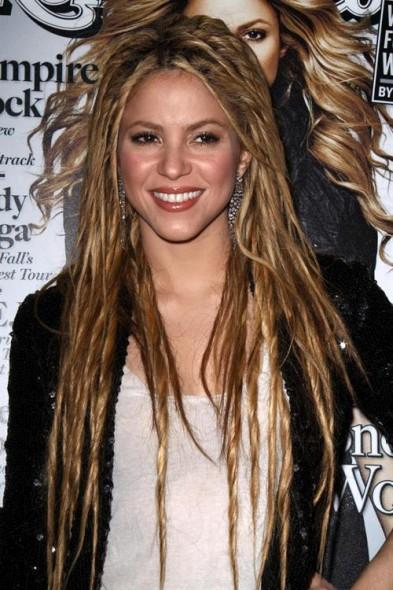 Dread Shakira