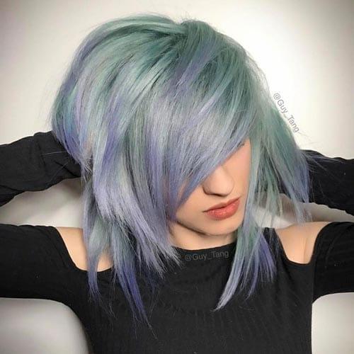 Scheda tecnica tinta capelli Mint Lavander