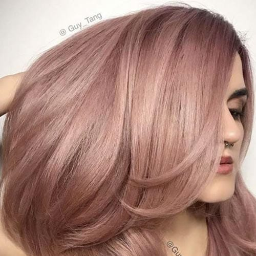 Scheda tecnica tinta capelli Rose gold