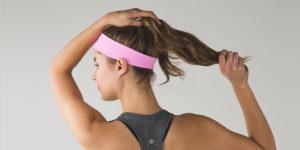 Acconciature capelli lunghi in palestra - tutorial e prodotti