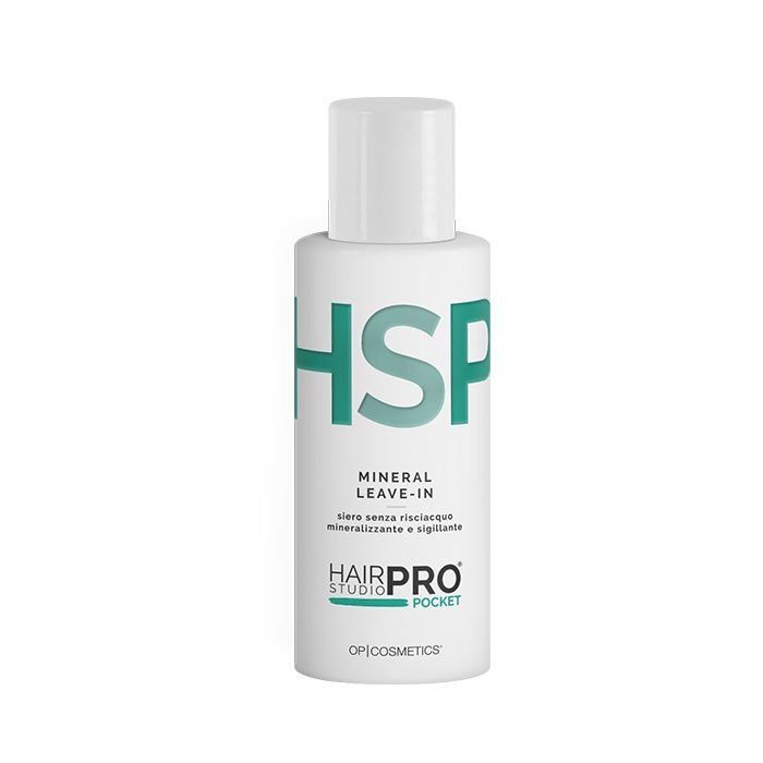 Siero mineralizzante sigillante Mineral Leave-In HSP Pocket