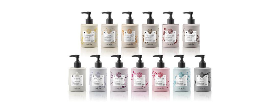 Maria Nila Linea Professionale Vegana Colour Refresh