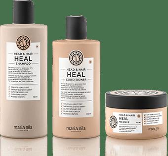 Gruppo Linea Head & Hair Heal