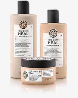 Offerta Kit OP Cosmetics Head & Hair Heal