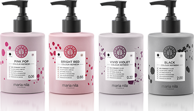 Maschere Colour Refresh Maria Nila per sfumature intense