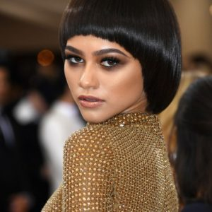 Bowl Cut Long Moda Capelli 2018