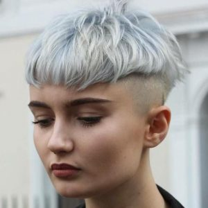 Bowl HairCut Short Moda Capelli 2018
