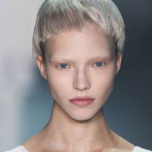 Frangia corta tagli capelli 2018