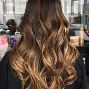 Golden Brown Capelli 2018