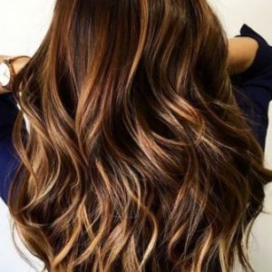 Golden Brown Hairtrend Colore 2018
