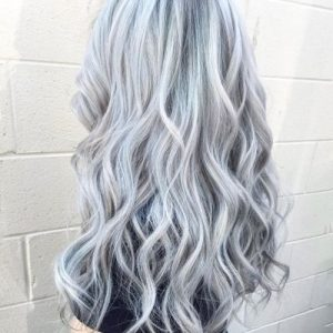 Tendenza Capelli Ice & Frost