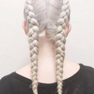 Trecce boxer braids