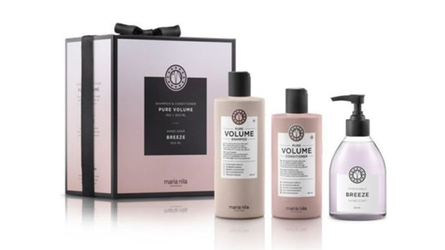 Pure Volume Xmas Box Natale 2017