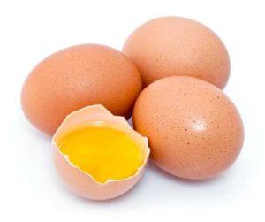 Come infoltire i capelli con le uova