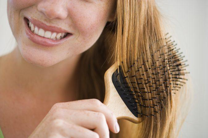 Come pettinare i capelli
