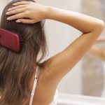 Come spazzolare i capelli
