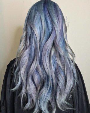 Colore capelli pastello