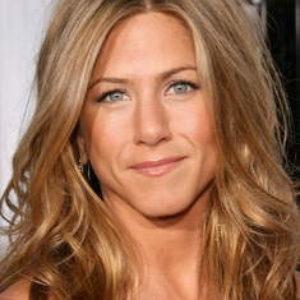 Degradè biondo Jennifer Aniston