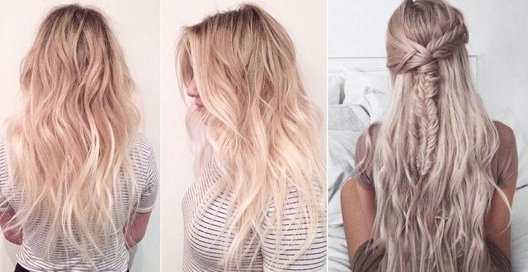 Hair Routine Per Un Biondo Perfetto Op Cosmetics