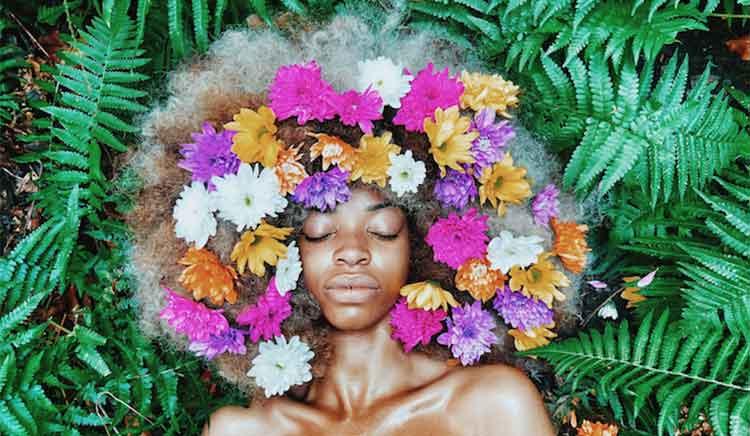 Cosmetici naturali per capelli