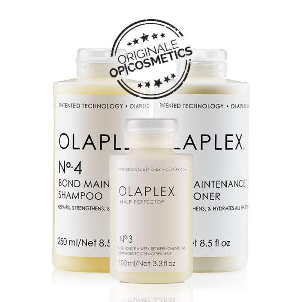 Kit ricostruzione capelli Olaplex 3-4-5