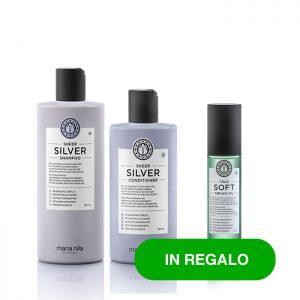 Kit Massima Idratazione Sheer Silver