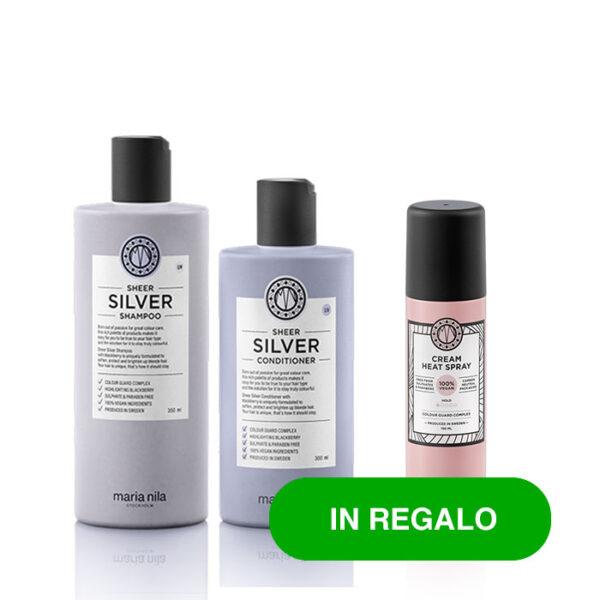 Kit Massima Protezione Sheer Silver