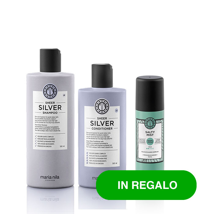 Kit Look Surfista Sheer Silver