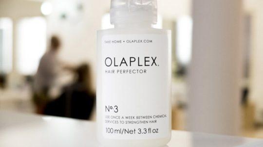 Olaplex 3 per capelli mai decolorati