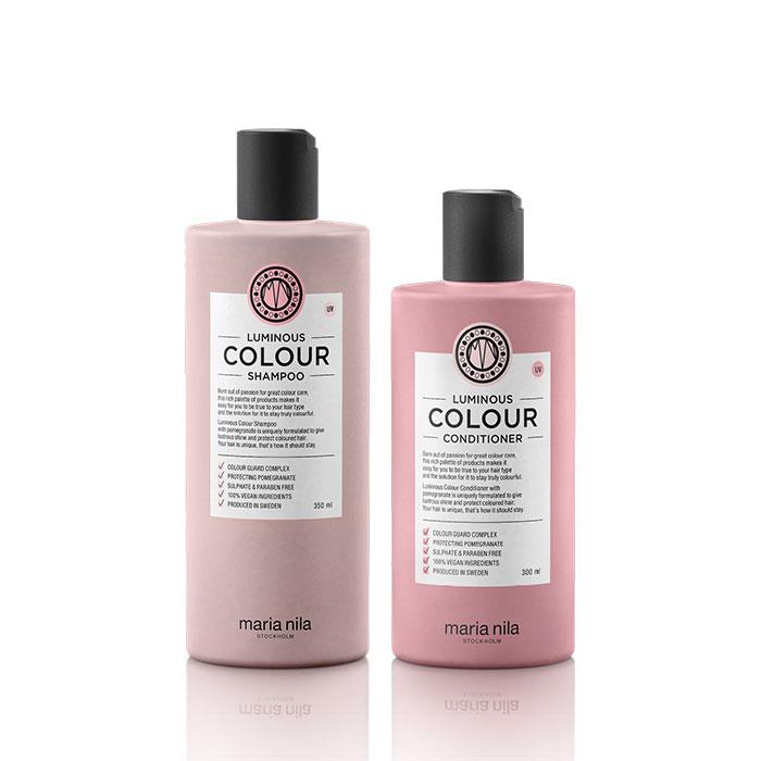 Kit Luminous Colour shampoo conditioner