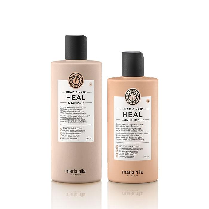 Kit Head Hair Heal shampoo conditioner