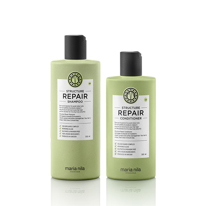 Kit Structure Repair shampoo conditioner