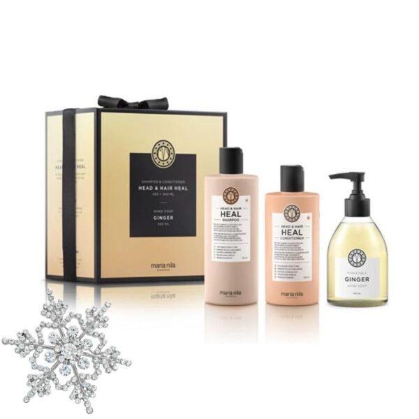Christmas Box Head & Hair Heal Maria Nila Natale 2018