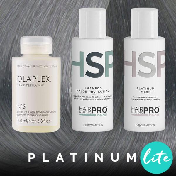 Kit illuminante biondo Platinum Lite