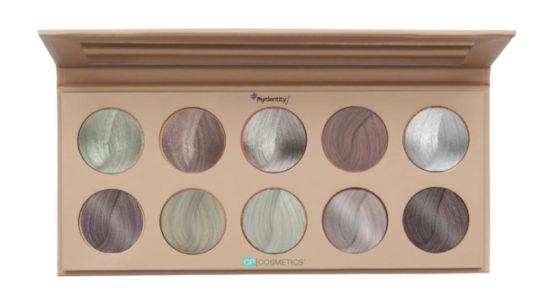 Palette nude makeup OP Cosmetics