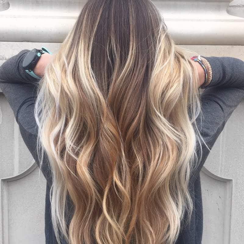 DARK GOLD: il colore capelli di questo autunno 2018 OP ...