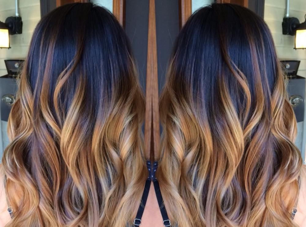 colore capelli immagini