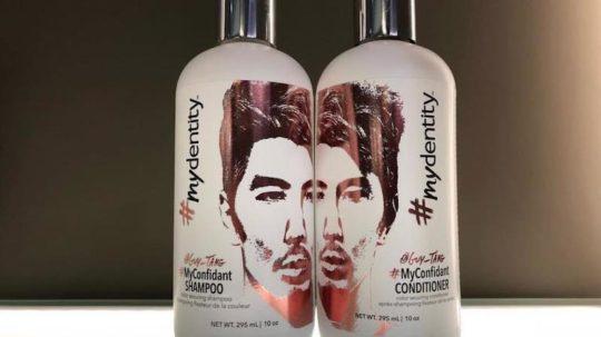 Shampoo balsamo myconfident mydentity