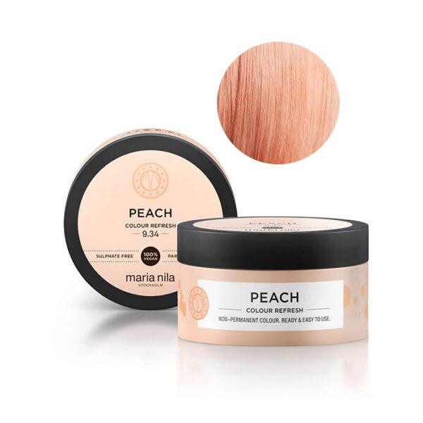 Maschera pigmentata Peach 9.34 maria nila 100 ml