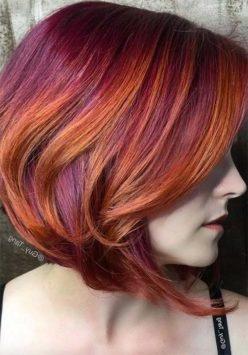 Tinta capelli living coral