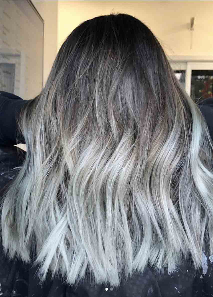 Shalayage colore capelli 2019