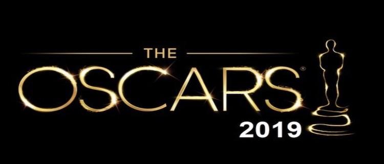 Logo oscars 2019