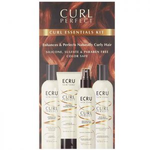 Curl Essentials Kit capelli ricci ecru new york
