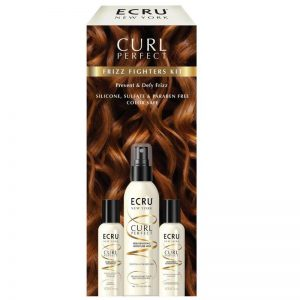 Frizz fighters kit capelli ricci ecru new york
