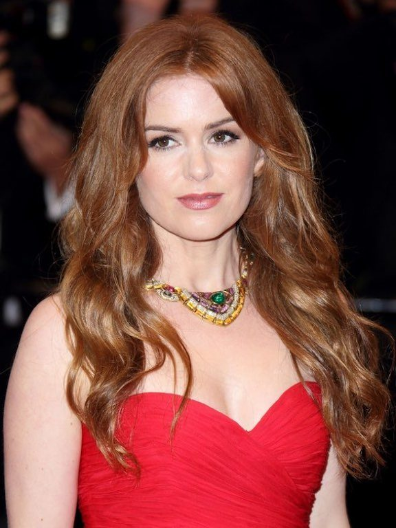 Tutorial capelli a onde isla fisher cannes