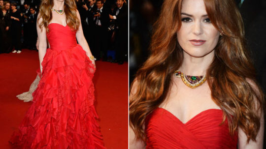 Isla fisher festival cannes 2019
